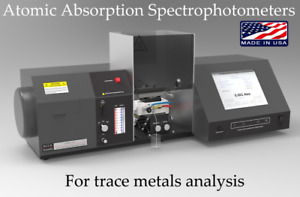 Buck Scientific 230ats Atomic Absorption Spectrophotometer With Warranty