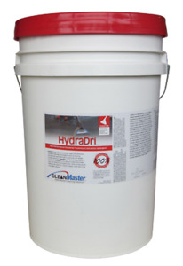 Hydramaster Hydradri Carpet Cleaner 40 Lbs Pail