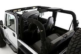 Smittybilt Replacement Molle Roll Bar Padding 2003 2006 Jeep Tj Wrangler 5665201