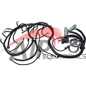 Complete Stand Alone Engine Wire Harness For 2003 2007 Vortec Engines With 4l60e
