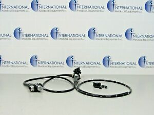 Olympus Pcf h180al Colonoscope Endoscopy Endoscope 4