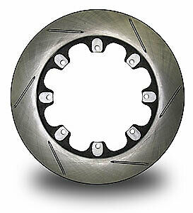 Afco Racing Products Brake Rotor 11 75 X 811 8blt Lh Slotted P n 6640105