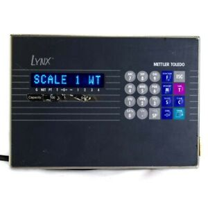 Mettler Toledo Lynx Digital Indicator Scale Head