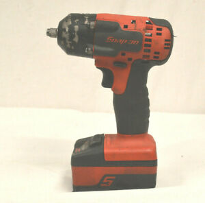 Snap on Ct8810a 18v 3 8 Cordless Impact Wrench