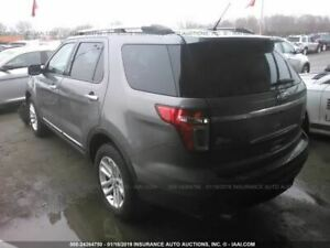 2011 2017 Ford Explorer Rear Carrier Differential 3 16 Ratio 689721