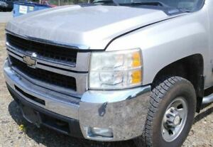 Front Clip Diesel With Fog Lamps Fits 07 09 Silverado 2500 Pickup 490476