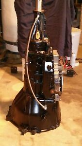 Ford Aode 4r70w Transmission Full Manual Stage 4 Street Rod Hot Rod Sbf