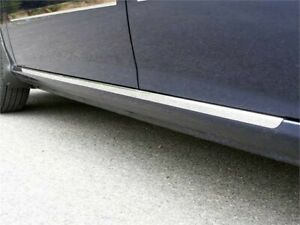 Elantra 2007 2010 Hyundai 4 door 2 Piece Stainless Steel 1 25 Width With Trim