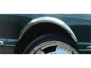 Wheel Well Fender Trim Molding