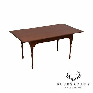 D R Dimes Hand Crafted Pine Farm Dining Table