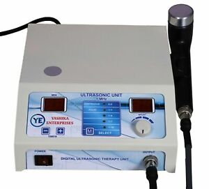 New 1mhz Physiotherapy Ultrasound Therapy Machine 1 Mhz Pain Relief Therapy Fgju