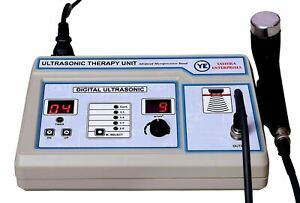 New Ultrasound Therapy 1 Mhz Pain Relief Therapy Deep Physiotherapy Unit Deep Hu