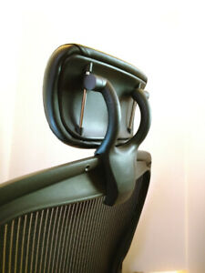 Headrest For Herman Miller Aeron A b c Chairs Padded New Free Shipping