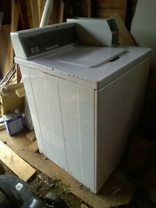 Huebsch Coin Op Laundromat Washer Top Loader