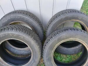 Goodyear Ultra Grip Winter Ice 215 60r16 Tires Excellent Condition