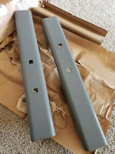 1947 1954 Chevrolet Truck Coe Accessory Front Bumper Guards 986978 Nos