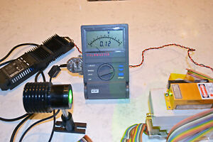 Coherent Dpss 532nm Laser 100mw Slm Compass 315m 100 120mw Tested