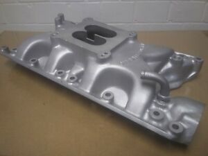 5883 Offenhauser Aluminum Intake Manifold 351w Ford Mercury Shelby Windsor Offy