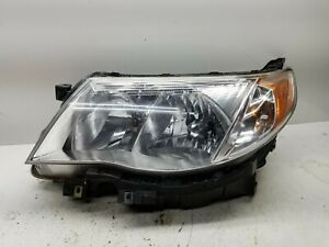 Subaru Forester Headlight Halogen Left Headlamp Oem 2009 2010 2011 2012 2013