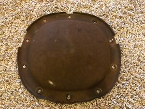 93 02 Camaro Firebird Rear End Cover Differential 10 Bolt Diff