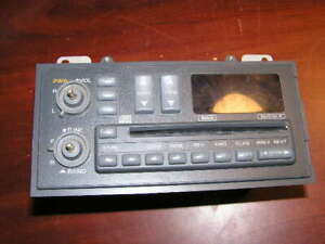 Used 94 95 96 97 Delco Gm S10 S15 Jimmy Bravada Sonoma Am fm cd Radio 16220765
