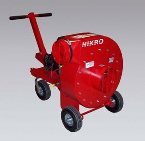 Nikro Hp20gas Portable Gas Powered Air Duct Cleaning System 20 Hp
