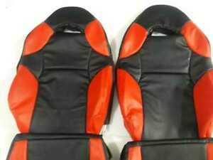 1999 2006 Toyota Celica Replacement Leather Seat Covers