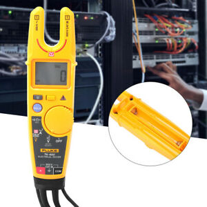 Fluke T6 600 1000 Field Sense Electrical Tester Non contact Voltage Clamp Tester