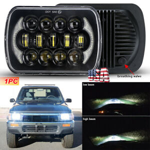 5x7 7x6 Led Headlight With H4 Harness For Toyota 95 97 Tacoma 88 95 Pickup