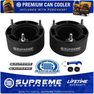 2 5 Front Leveling Lift Kit For 1994 2013 Dodge Ram 2500 3500 4wd Pro Black