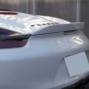 Porsche Boxster 981 Gts S Ducktail Rear Wing Spoiler Painted