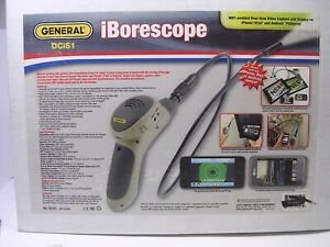 New General 36 Dcis1 Borescope Wi Fi Enabled Real Time Vga Video Capture Large