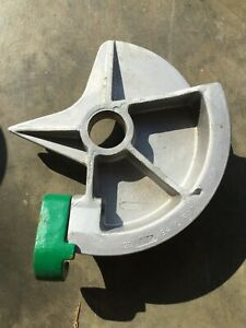 Greenlee 2 Imc Bending Shoe For 555 Conduit Pipe Bender 5025268 25268