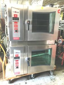 Oven Combi Convotherm By Cleveland Range Gas Model Ogs 6 20