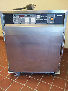 Oven Cook Hold Oven Henny Penny Model Ch 108 120 240 V 15 Amps 60 Hz 1 Phase