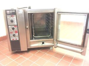 Oven Henny Penny Sure Chef Combo Oven 220 V 20 Amps 60 Hz Model Csm 6