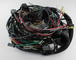 New 1966 Dodge Charger 426 Hemi Engine Forward Lamp Wiring Harness