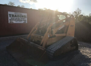 2007 Case 450ct Compact Track Skid Steer Loader Only 3800 Hours
