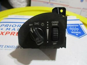 Headlight Headlamp Fog Lights Lamp Switch Cargo Dome Durango Ram Pickup Truck