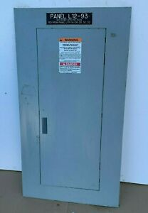 Ge Af37su A series Ii Electrical Panel Board Front Trim Surface Cover 37