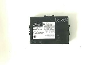 Oem Toyota Land Cruiser 200 Smart Key Computer Module 89990 60072 232500 4381
