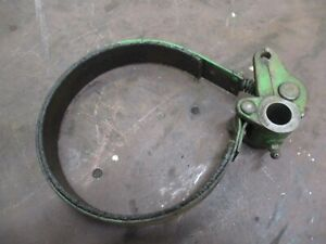 1948 John Deere Styled D Brake Band With Crank Casting Antique Tractor