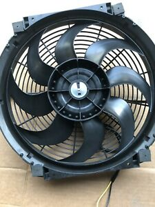 Tripac Engine Cooling Fan