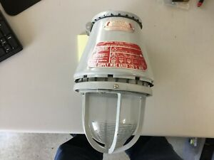 Appleton Ap1550g Explosion Proof Light Fixture