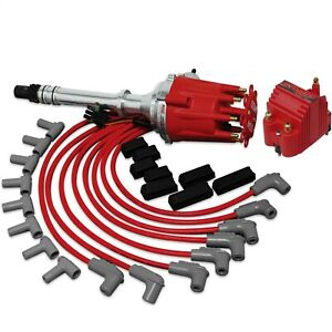 Msd Ignition 84741 Gm Crate Engine Ignition Kit