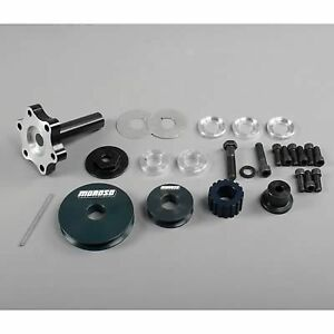 Moroso 63858 Bbc Vacuum Pump Oil Pump Drive Kit W Short W P