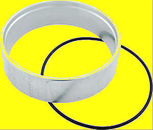 Air Cleaner Spacer 1 1 2 Aluminum Riser Carburetor Holley Sbc Bbc Chevy
