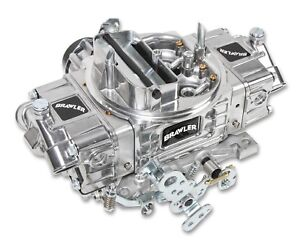 Quick Fuel Technology Br 67255 Brawler Diecast Carburetor