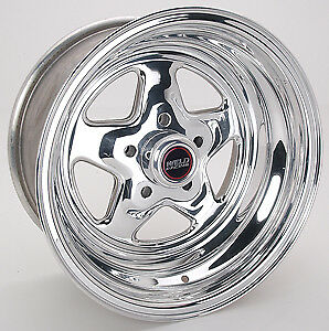 Weld Racing 96 58206 15 X 8in Pro Star 5 X 4 5in 3 5in Bs