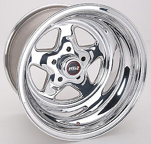 Weld Racing 96 510206 15 X 10in Pro Star 5 X 4 5in 3 5in Bs